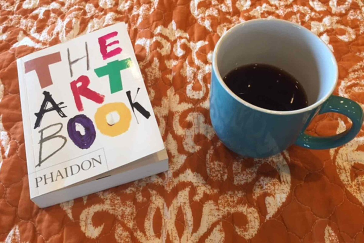 New to the art world? Check out <i>The Art Book</i>