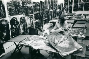 ENJOYING THE VIEW: SYLVIA SCHUSTER REFLECTS ON HER LIFE OF CREATIVE OBSESSION