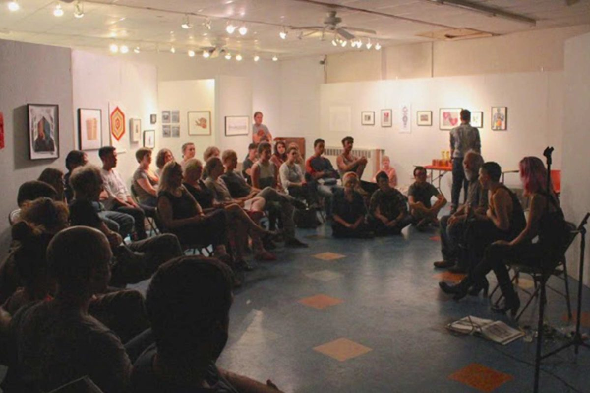 CULTIVATING AN ARTS COMMUNITY WITH PUBLIC SPACE ONE