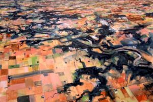 FOCUSING ON THE CHANGING AGRICULTURAL LANDSCAPE WITH ARTIST THOMAS AGRAN